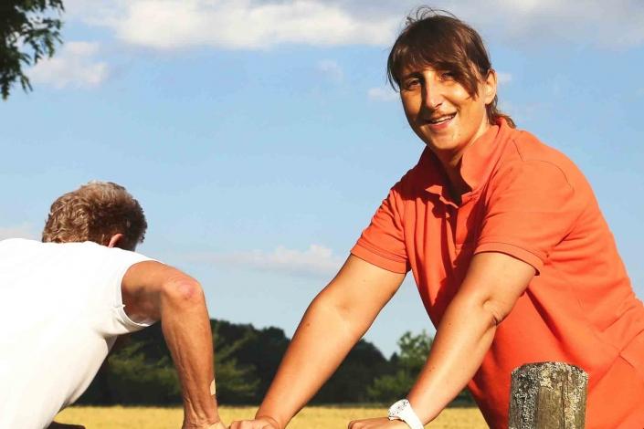 Alexandra Kloft - Ihre Partnerin für Sport und Gesundheit