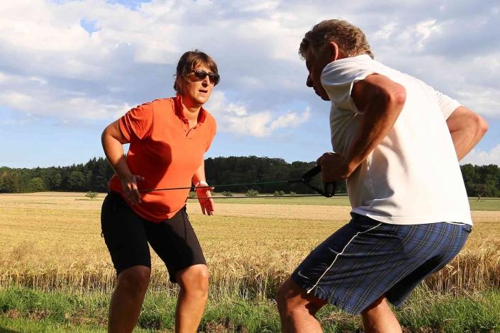 Alexandra Kloft - Persönliches Training zur Sicherung der Leistungsstärke