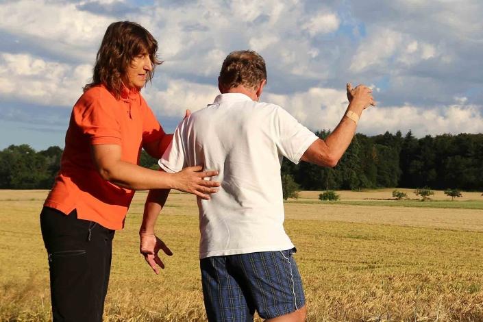 Rücken stärken lassen durch Alexandra Kloft